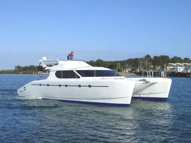 Catamaran Boat Builders | Delcat | Composites Constructions